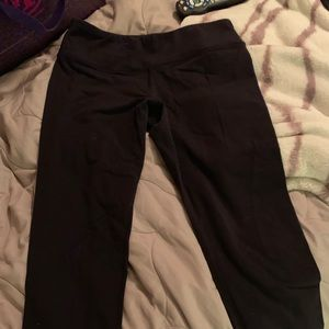 Bundle 2 pairs black Glyder Capri size med